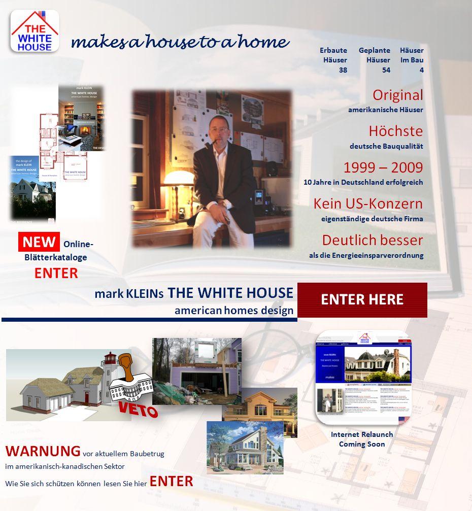 amerikanische h user kanadische h user the white house. Black Bedroom Furniture Sets. Home Design Ideas